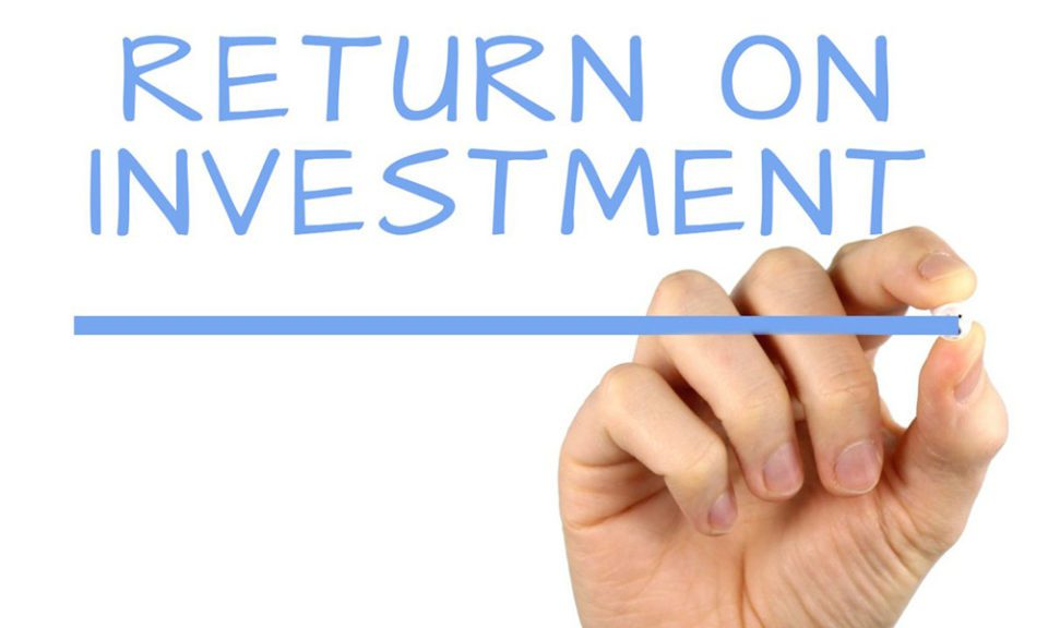 Return on investment for energy procurement