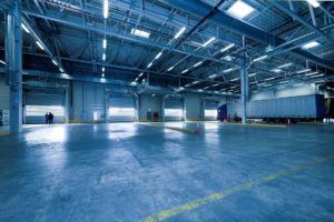 Energy rates for new industrial distribution center